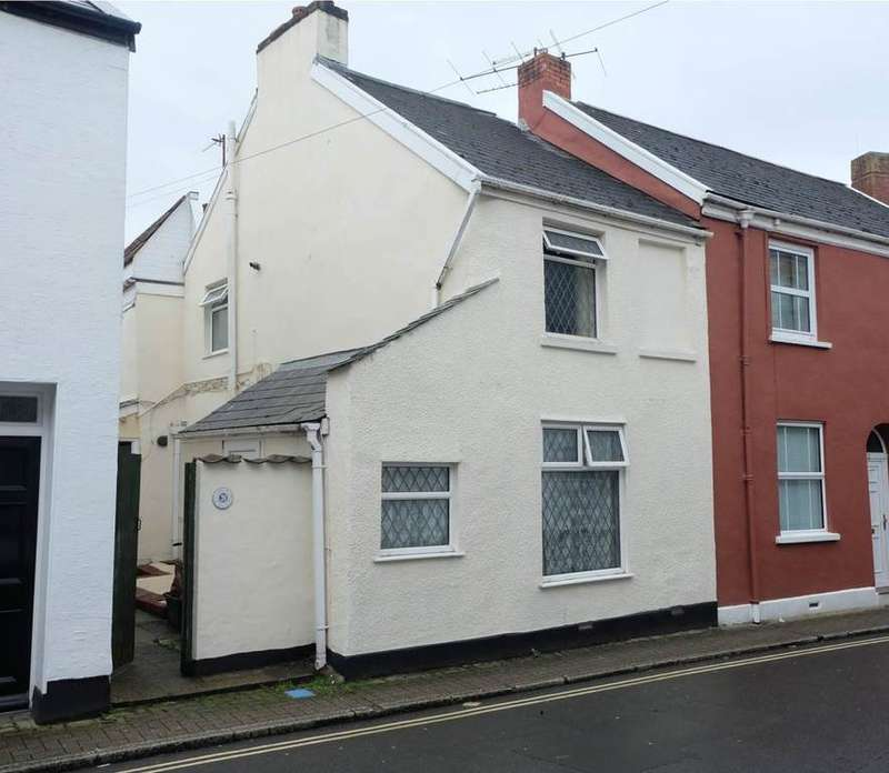 3 Bedrooms Property for sale in Litchdon Street, Barnstaple