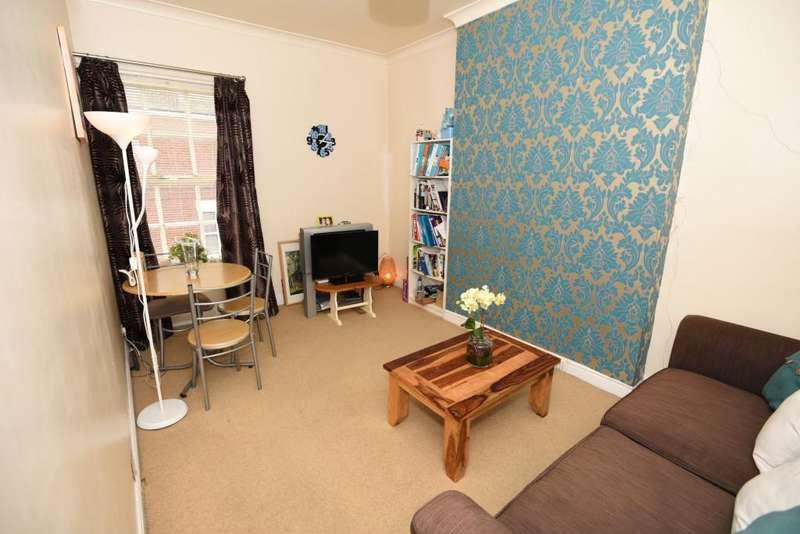 1 Bedroom Flat for sale in Greystoke Street, Offerton, Stockport, SK1 4DQ