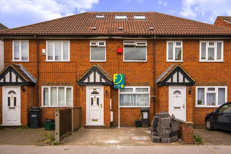 4 Bedrooms House for sale in Teevan Road, Croydon, CR0