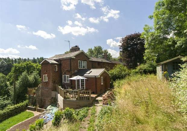 2 Bedrooms Cottage House for sale in 8 Astbury Terrace, Astbury, BRIDGNORTH, Shropshire