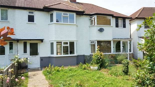3 Bedrooms Terraced House for sale in Trevor Gardens, Ruislip, Greater London