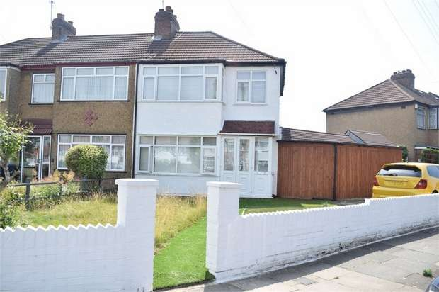 3 Bedrooms End Of Terrace House for sale in Longfield Avenue, Enfield, Greater London