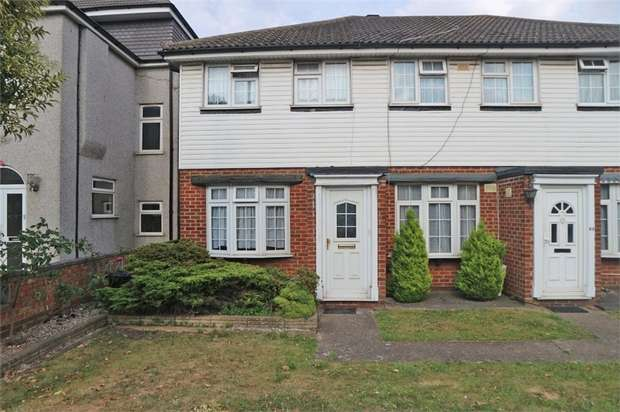 2 Bedrooms End Of Terrace House for sale in Dawley Road, Hayes, Greater London