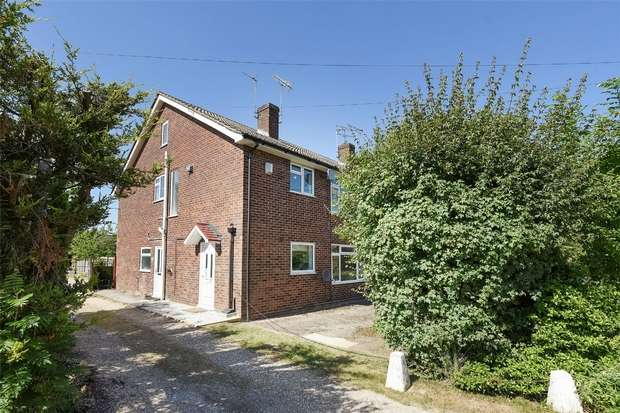 2 Bedrooms Maisonette Flat for sale in Melbourne Avenue, WINNERSH, Berkshire