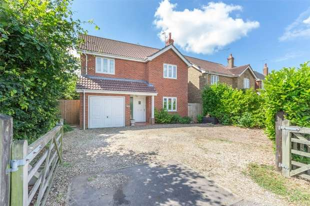 4 Bedrooms Detached House for sale in 104 Greenway Lane, Fakenham