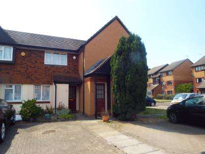 1 Bedroom Maisonette Flat for sale in Dagenham, London, United Kingdom