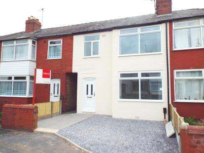 3 Bedrooms Terraced House for sale in Alpass Avenue, Warrington, Cheshire