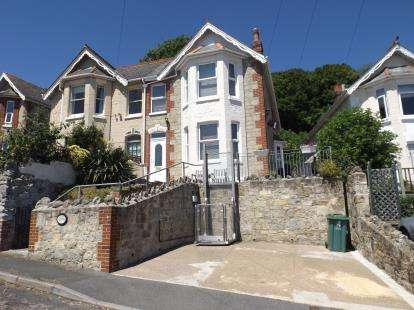 5 Bedrooms Semi Detached House for sale in Ventnor, Isle Of Wight