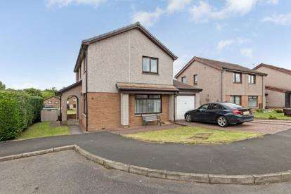 4 Bedrooms Detached House for sale in Earlshill Drive, Bannockburn