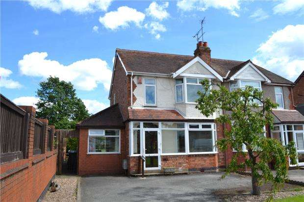 3 Bedrooms Semi Detached House for sale in Hinckley Road, Walsgrave, Coventry, West Midlands