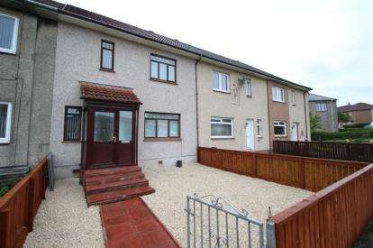 4 Bedrooms Terraced House for sale in Reid's Avenue, Stevenston, North Ayrshire