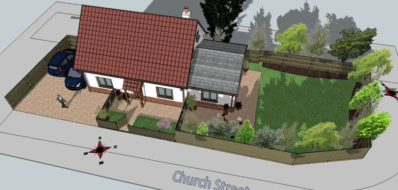 Land Commercial for sale in Church Street, Fressingfield