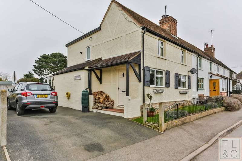 3 Bedrooms Semi Detached House for sale in Boat Lane, Offenham, Evesham