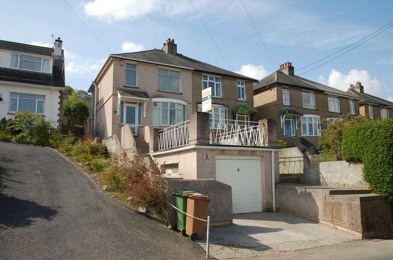 3 Bedrooms Semi Detached House for sale in Underlane, Plympton