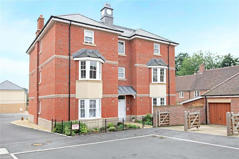 1 Bedroom Flat for sale in Whatley Drive, Pewsey, Wiltshire, SN9