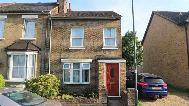 2 Bedrooms Detached House for sale in Eleanor Road, Waltham Cross, Hertfordshire
