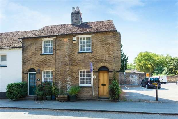 2 Bedrooms Cottage House for sale in Swan Road, Iver, Buckinghamshire