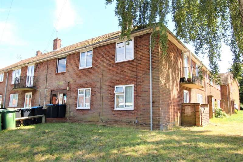 2 Bedrooms Flat for sale in Highfield, Hemel Hempstead