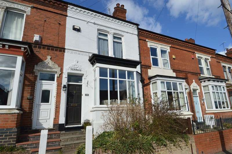 3 Bedrooms Terraced House for sale in Beaumont Road, Bournville