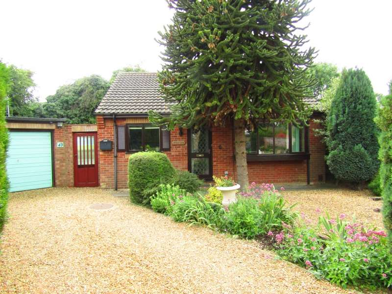 2 Bedrooms Bungalow for sale in Yarwells Headland, Whittlesey, PE7