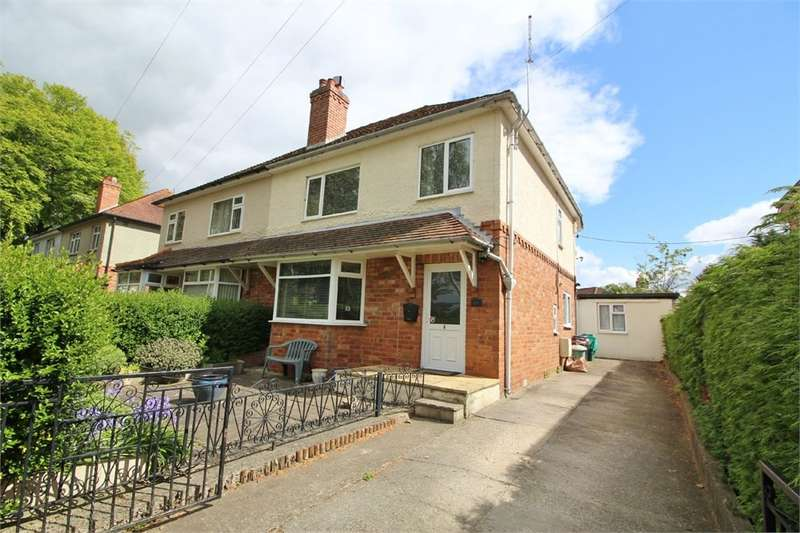 3 Bedrooms Semi Detached House for sale in Park Lane, Abergavenny, NP7