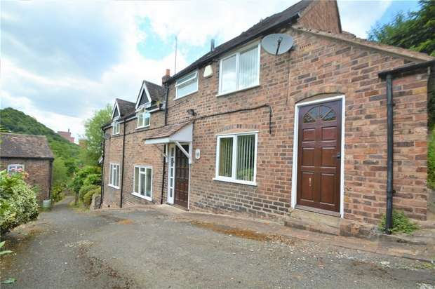 3 Bedrooms Detached House for sale in Severn Bank, Ironbridge, Shropshire