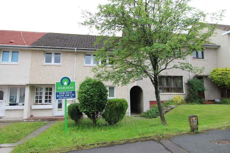 3 Bedrooms Property for sale in Urquhart Drive, East Kilbride, Glasgow, G74