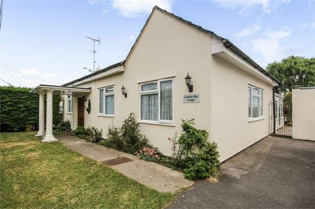 3 Bedrooms Detached Bungalow for sale in Hertford Drive, Fobbing, Stanford-le-Hope, Essex