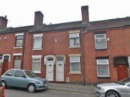 2 Bedrooms Terraced House for sale in Maud Street, Stoke-On-Trent, Staffordshire