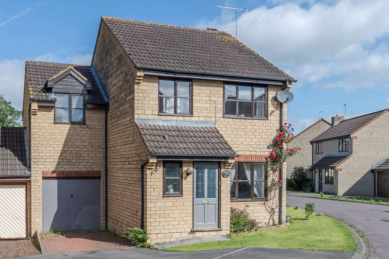3 Bedrooms Detached House for sale in Reeds Farm, Malmesbury