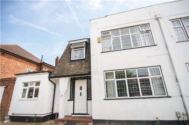 4 Bedrooms Semi Detached House for sale in Chapman Crescent, KENTON, Middlesex, HA3 0TG