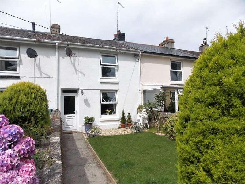 2 Bedrooms Terraced House for sale in Rock Terrace, Heamoor, Penzance