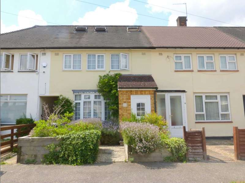 4 Bedrooms Terraced House for sale in Felton Close, Borehamwood