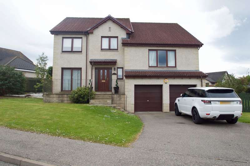 5 Bedrooms Villa House for sale in Redwood Crescent, Inverness, IV2