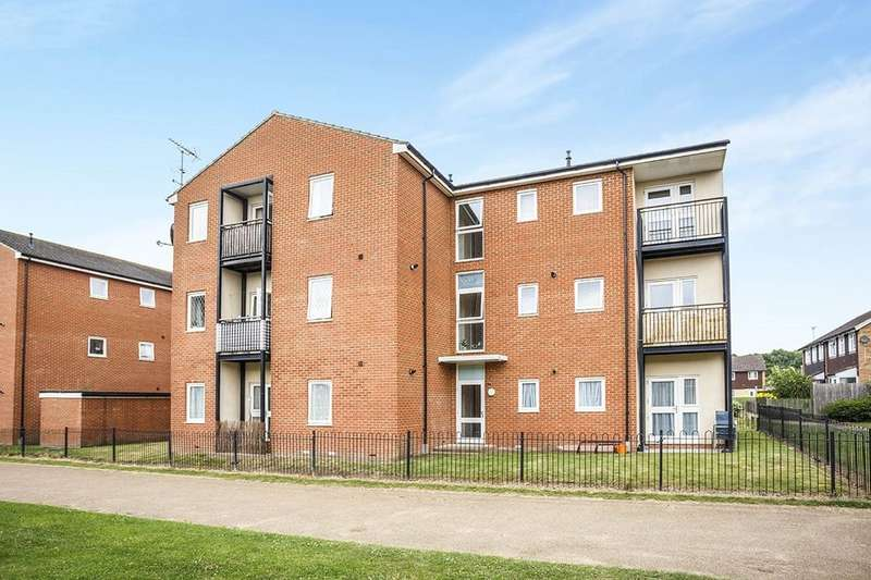 1 Bedroom Flat for sale in Pembury House Kilndown Close, Ashford, TN23
