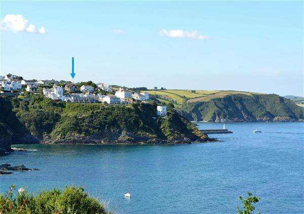 4 Bedrooms Detached House for sale in Mevagissey, St. Austell, Cornwall, PL26