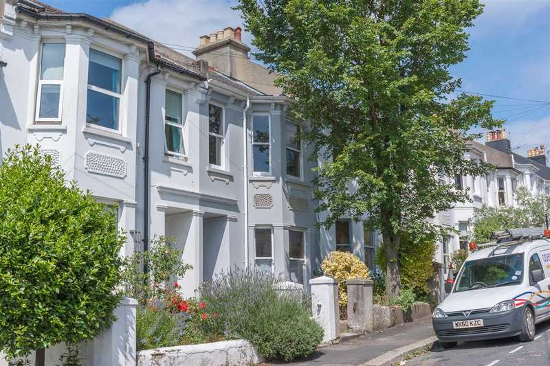 3 Bedrooms House for sale in Chester Terrace, Brighton