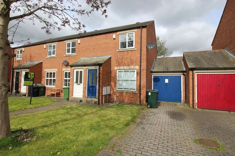 2 Bedrooms Property for sale in The Copse, Blaydon-On-Tyne, NE21