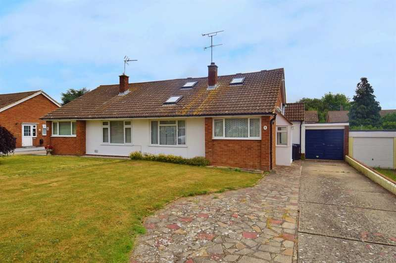 4 Bedrooms Semi Detached Bungalow for sale in Windmill Close, Bridge, Canterbury