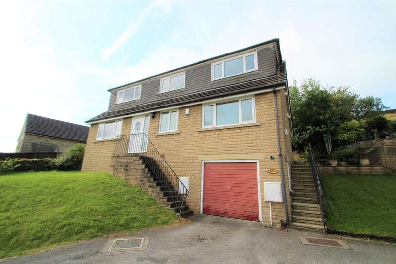 3 Bedrooms Detached House for sale in Rochdale Road, Greetland, Halifax