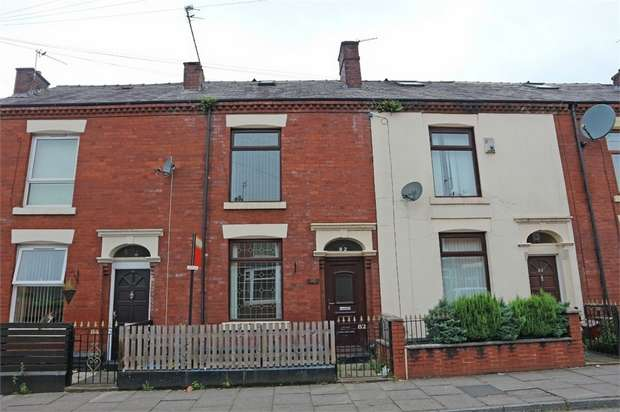 2 Bedrooms Terraced House for sale in Agincourt Street, Heywood, Lancashire