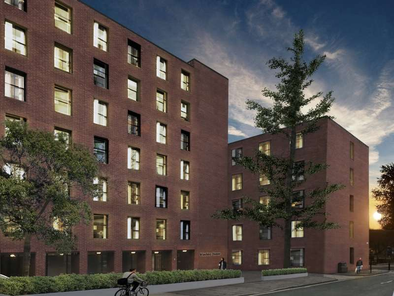 1 Bedroom Apartment Flat for sale in Cross Street, Preston, PR1