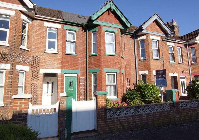 2 Bedrooms Terraced House for sale in Canford Road, Heckford Park, Poole
