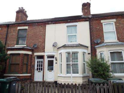 2 Bedrooms Terraced House for sale in Balmoral Road, Colwick, Nottingham