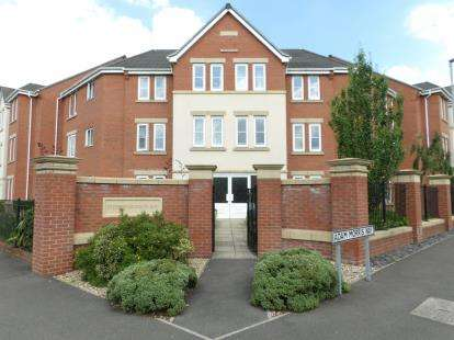 2 Bedrooms Flat for sale in Adam Morris Way, Coalville