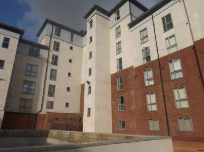 1 Bedroom Flat for sale in St. Crispins Court, Stockwell Gate, Mansfield, Nottinghamshire
