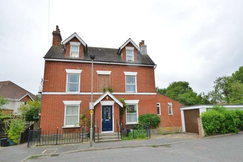 4 Bedrooms Detached House for sale in Devonshire Road, London