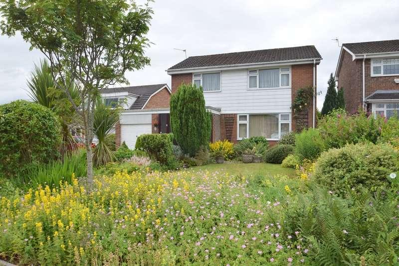 4 Bedrooms Detached House for sale in 21 Grange Crescent, Coychurch, Bridgend, Bridgend County Borough, CF35 5HP.