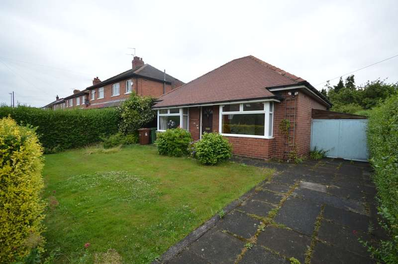 2 Bedrooms Detached Bungalow for sale in Silcoates Lane, Wrenthorpe, Wakefield