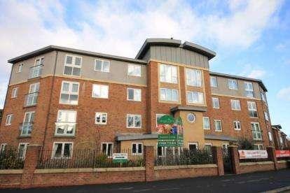1 Bedroom Flat for sale in Malpas Court, Northallerton